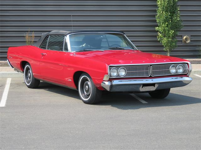 1968 Ford Galaxie 500 | 894329