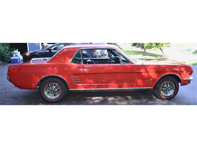 1966 Ford Mustang | 894334