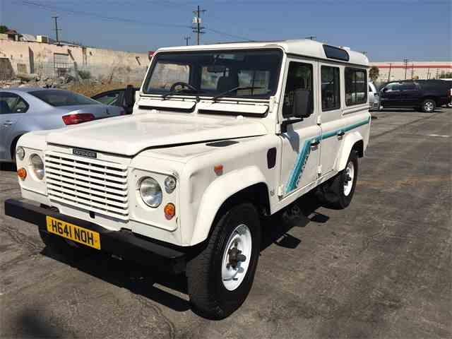 1991 Land Rover Defender | 894336
