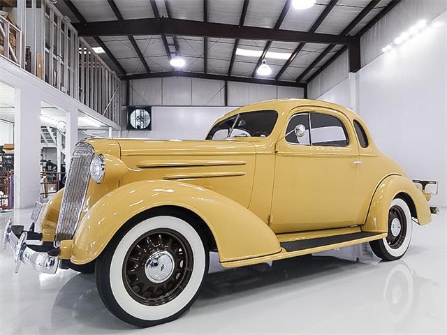 1936 Chevrolet Five Window FC Series Coupe | 894343