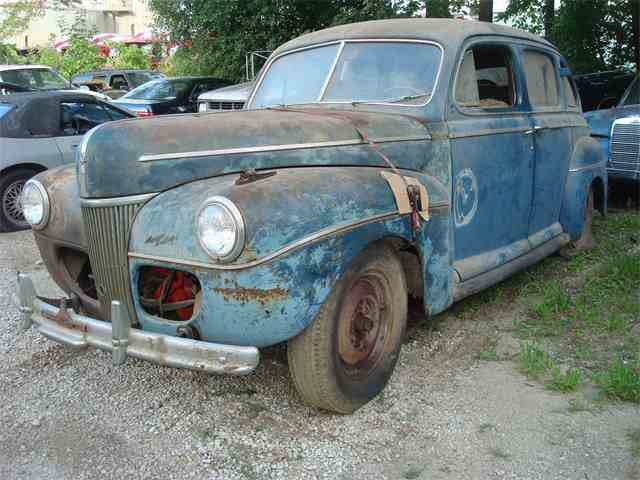 Classifieds for 1941 to 1943 ford super deluxe 11 available for 1941 ford 4 door