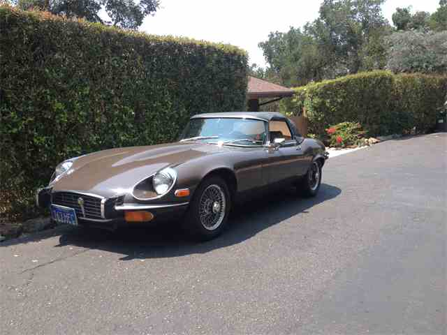 1973 Jaguar E-Type | 894354