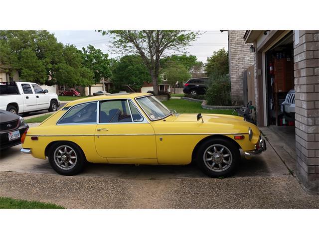 1970 MG MGB | 890437