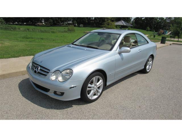 2007 Mercedes-Benz CLK350 | 894370