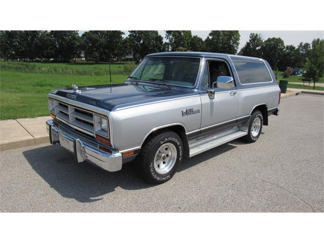 1988 Dodge Ramcharger | 894373