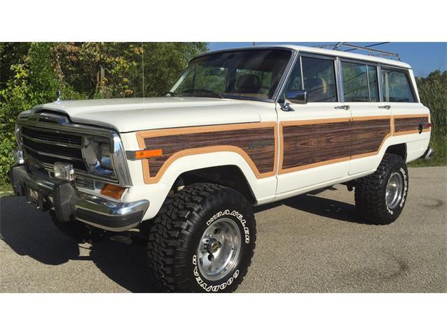 1988 Jeep Wagoneer | 894380