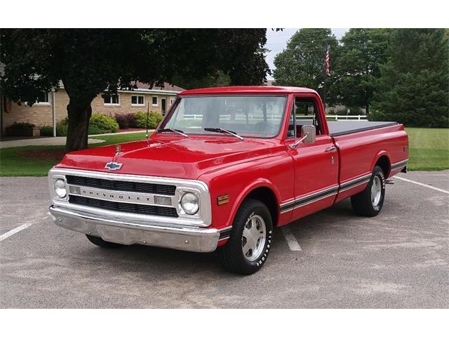 1970 Chevrolet C/K 10 | 894387