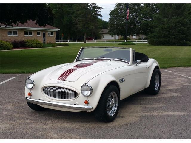 1962 Austin-Healey 3000 | 894388