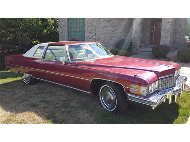 1974 Cadillac Coupe DeVille | 890439