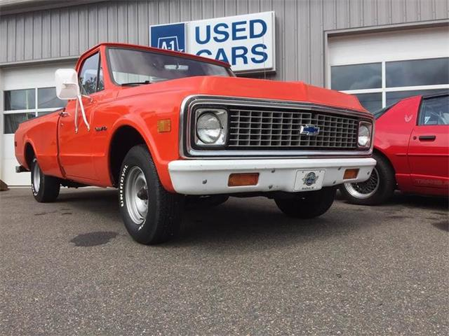 1971 Chevrolet C/K 10 | 894393