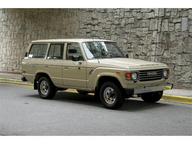 1985 Toyota Land Cruiser FJ | 894396