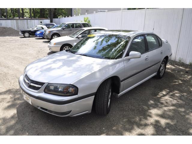2002 Chevrolet Impala | 894407