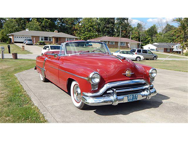 1951 Oldsmobile Super 88 Convertible | 890441