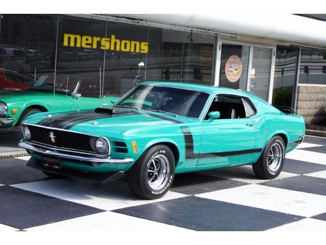 1970 Ford Mustang | 894411