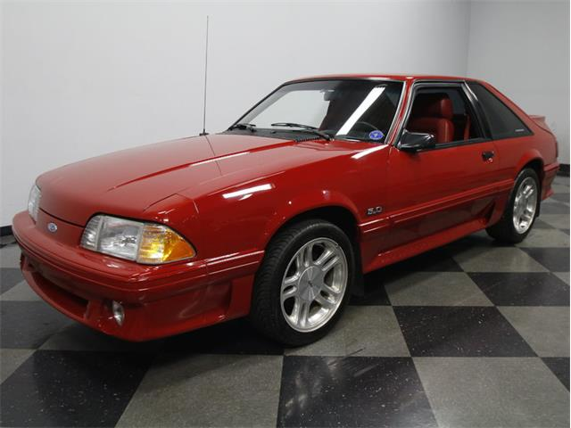 1988 Ford Mustang GT | 894413