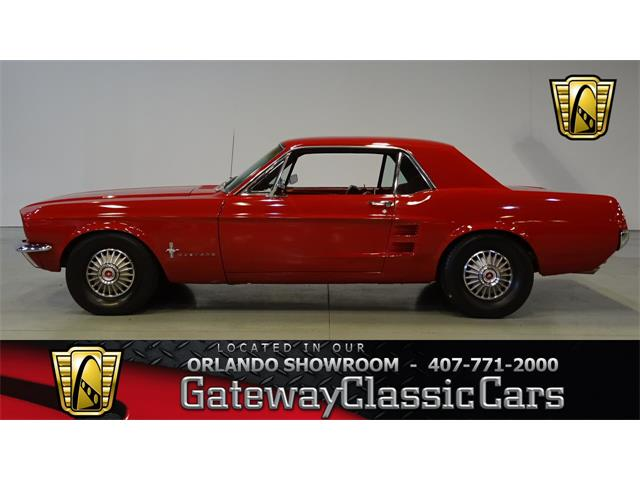 1967 Ford Mustang | 894424