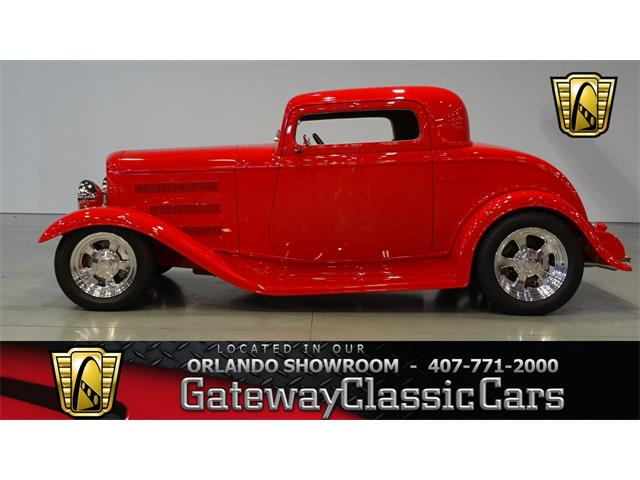 1932 Ford 3 Window | 894425