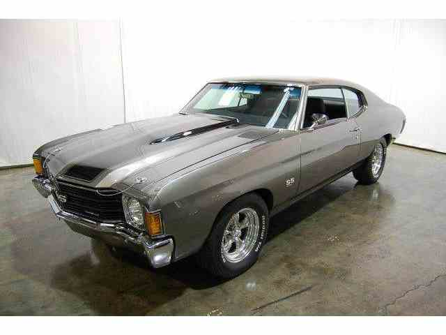 1972 Chevrolet Chevelle | 894431