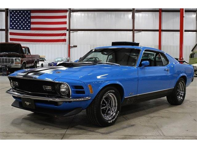 1970 Ford Mustang Mach 1 | 894439