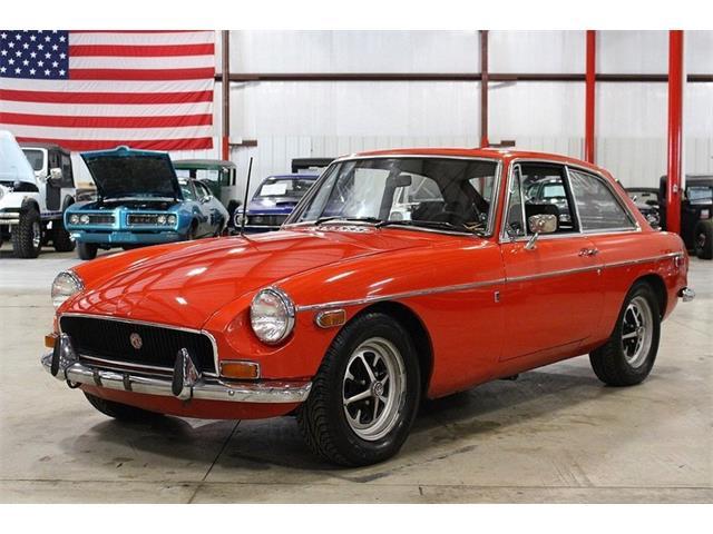 1970 MG BGT | 894441