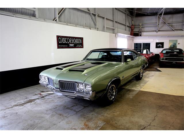 1970 Oldsmobile 442   894444
