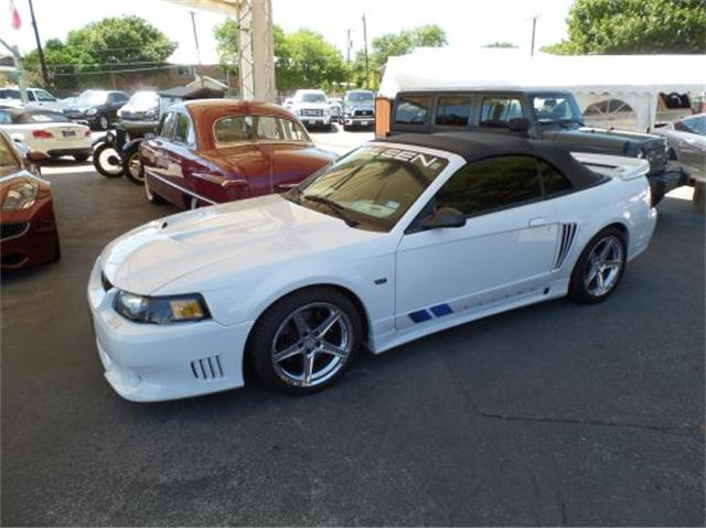 2004 Ford Mustang Saleen S Convertible | 894456