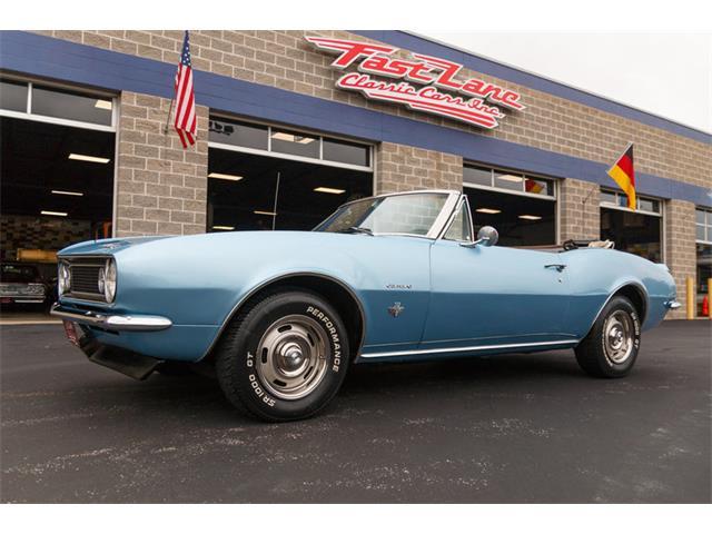 1967 Chevrolet Camaro | 894461