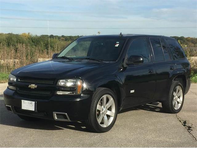 2007 Chevrolet Trailblazer   894463