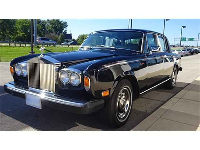 1979 Rolls-Royce Silver Shadow Saloon | 894470