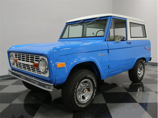 1973 Ford Bronco | 894473