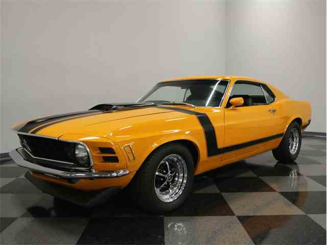 1970 Ford Mustang | 894475
