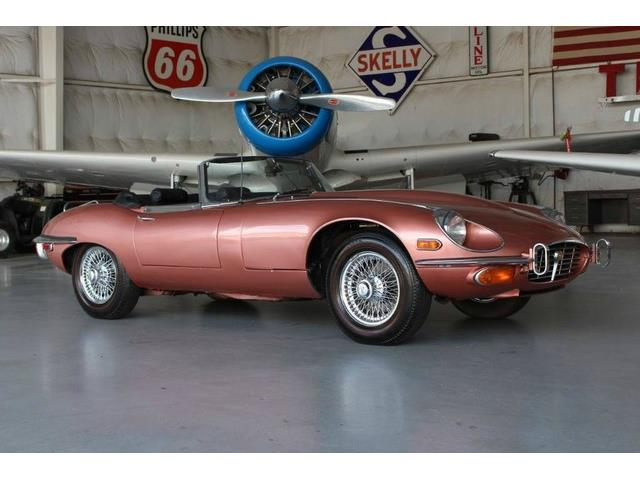 1971 Jaguar E-Type | 894476