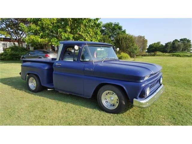 1962 Chevrolet C/K 10 | 894486