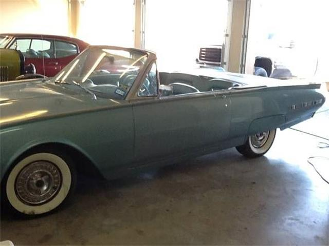 1962 Ford Thunderbird | 894489