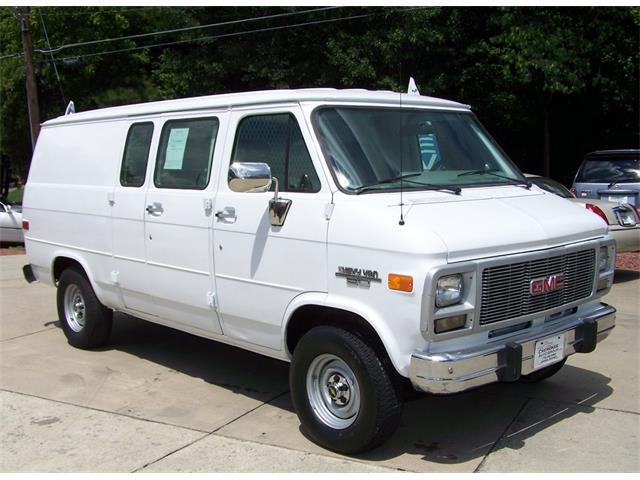 1995 Chevrolet G20 5.7l Cargo VAN | 894493