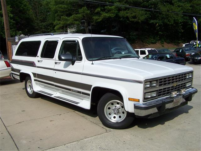 1991 Chevrolet Suburban Custom PKG | 894494