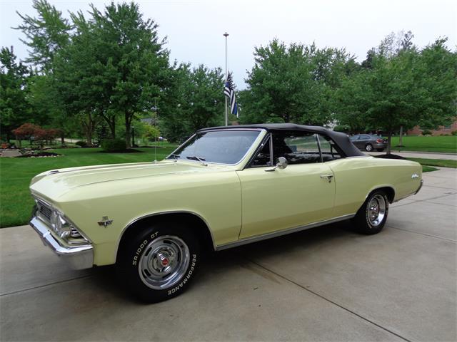 1966 Chevrolet Chevelle | 894504