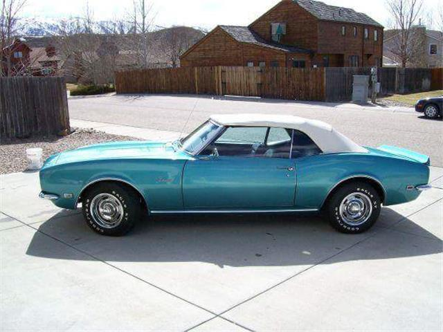 1968 Chevrolet Camaro | 894506