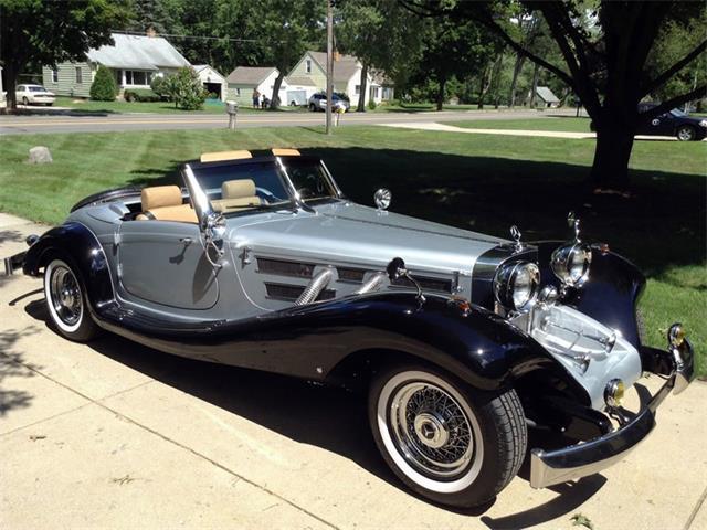 1935 Mercedes-Benz 500K | 894507