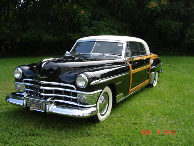 1950 Chrysler Town & Country | 894510