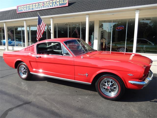 1965 Ford Mustang | 894518