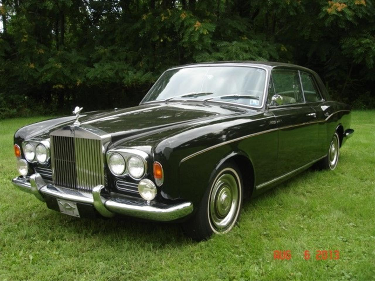 1967 rolls royce silver shadow for sale cc 894520. Black Bedroom Furniture Sets. Home Design Ideas