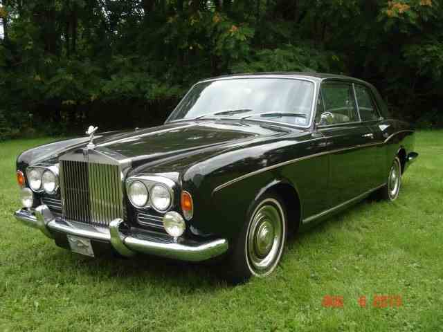 1967 Rolls-Royce Silver Shadow | 894520