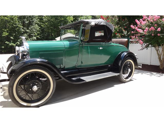 1929 Ford Model A | 894521