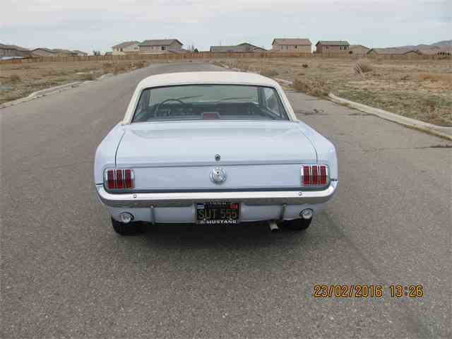 1966 Ford Mustang | 894522