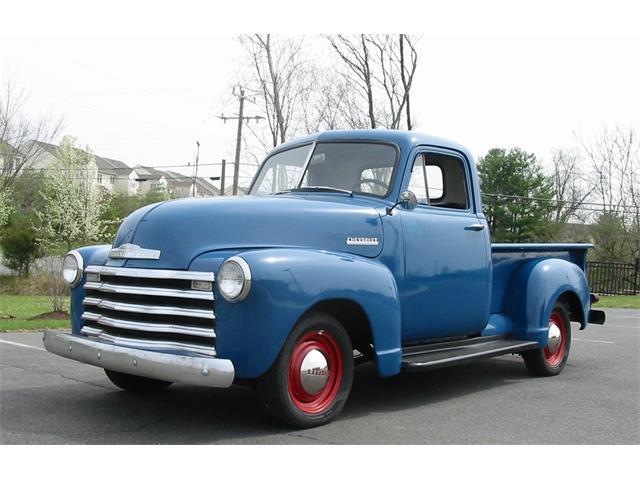 1952 Chevrolet 3100 | 894532