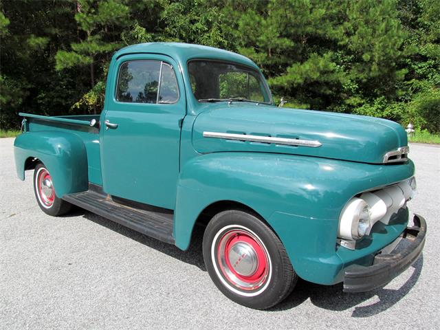 1951 Ford F1 | 894538