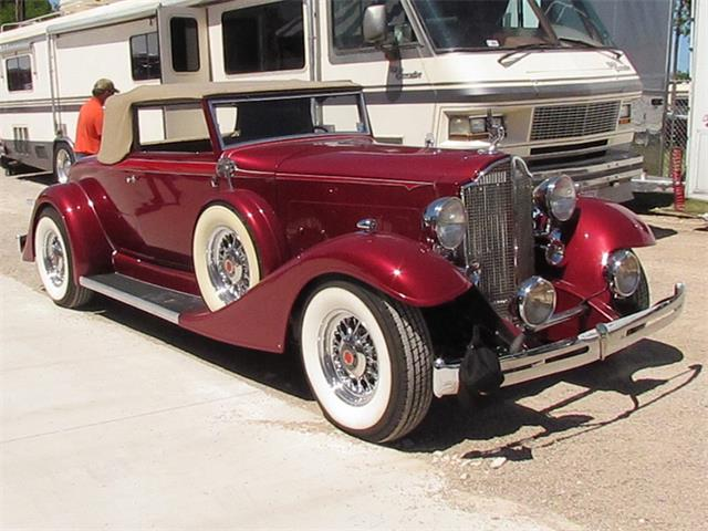 1933 Packard Antique | 894542
