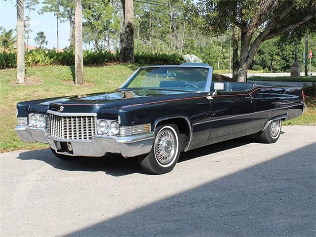 1970 Cadillac DeVille | 894543