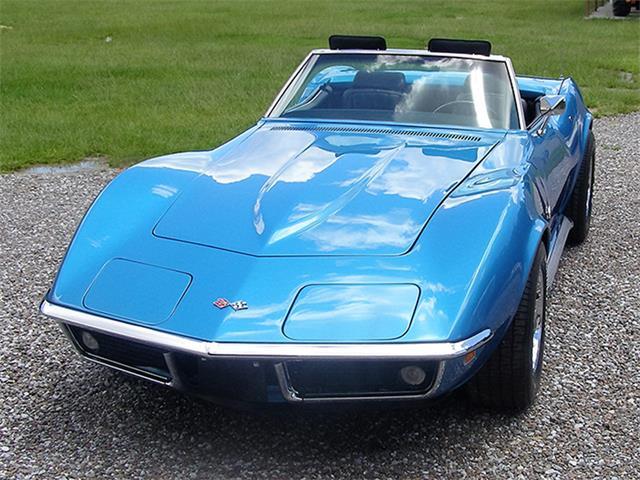 1969 Chevrolet Corvette | 894544